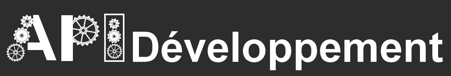Logo API Développement N